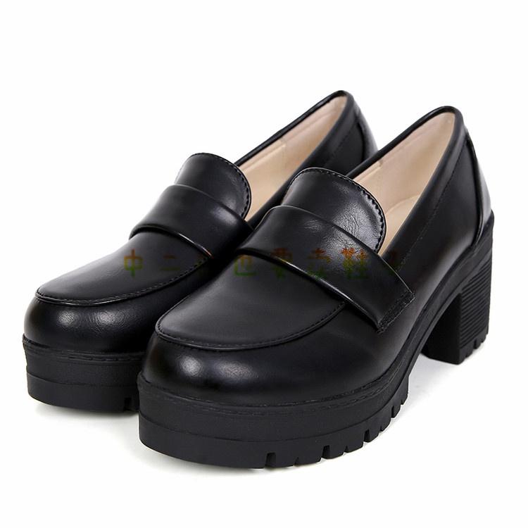 Wild gambling snake ho dream son early second daughter bud Yali Tao ho Qi Lori Cosplay shoes school uniform shoes uniform shoes