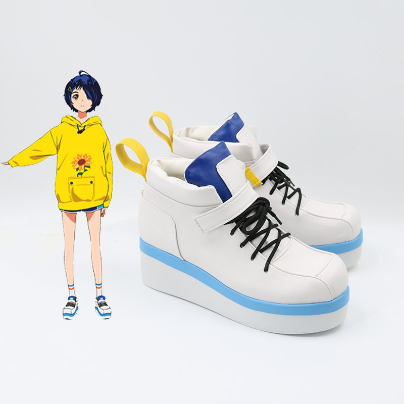 Strange egg story big family love cos performance shoes game animation Cosplay boots support customization