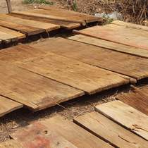 纯实木大板老榆木板吧台板台面板餐桌W板窗台老门板桌面隔板定制