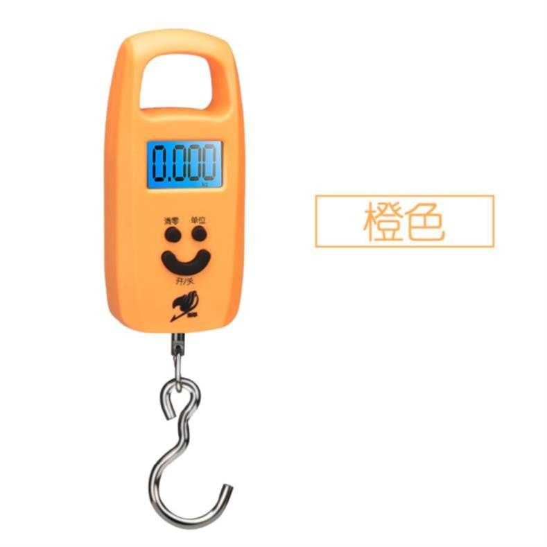 Household electronic scale high precision small hook shopping scale kitchen Pocket Mini luggage scale new hook