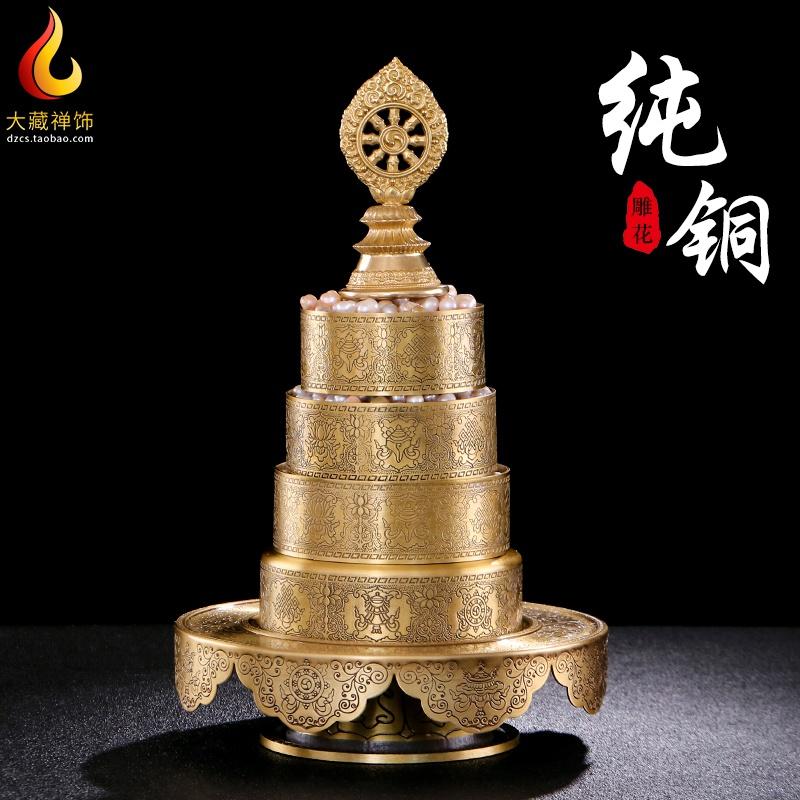 Круги с буддийскими текстами Артикул 645015542771