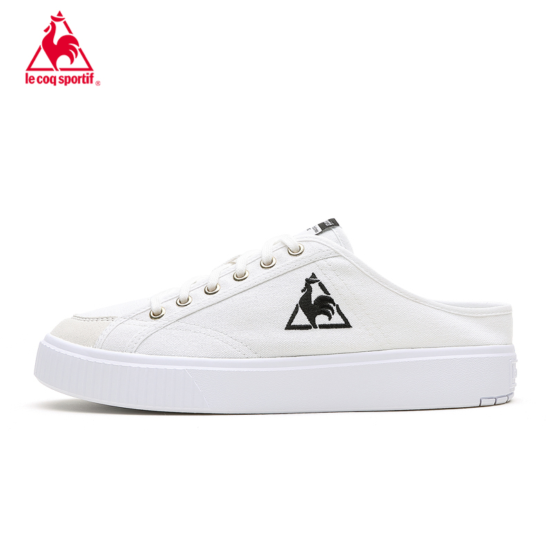 Fashion 100 French fashion canvas shoes female Rooster riding bicycle light board