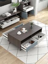 北欧茶几简约现代家用茶桌客厅简易小桌子多功能创意茶几桌小户型