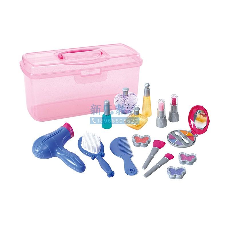 游戏玩具过家家公主箱幼儿园化妆扮演儿童早道具女孩角色化妆教。