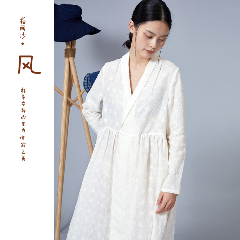 The original design of shafeng between fingers womens clothing