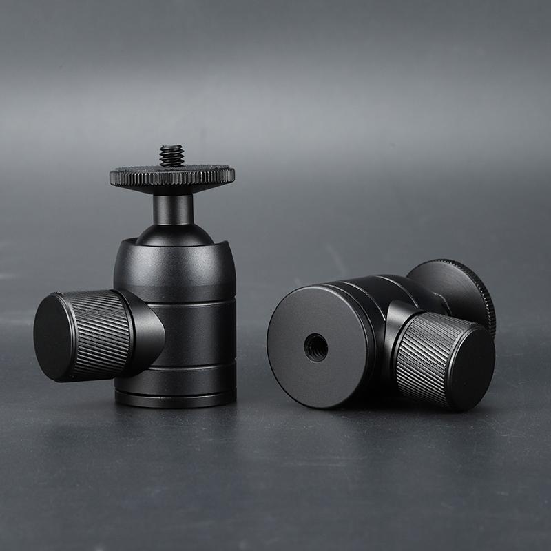 Mini pan tilt 3C digital SLR projection metal hot shoes accessories stabilizer mobile phone photo tripod compatible