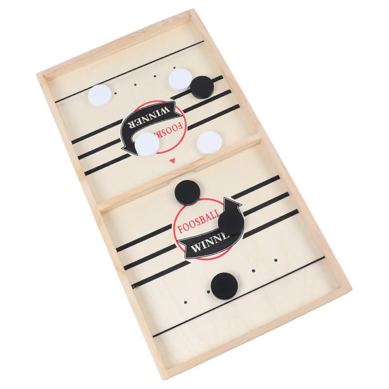 弹弹棋互动玩具家庭亲子游戏双人对战桌游儿童桌上解压游戏。