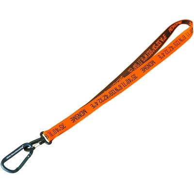 电动长摩托车照相机牌带子扣手橙色摄挂日系滑板潮机绳配件钥匙