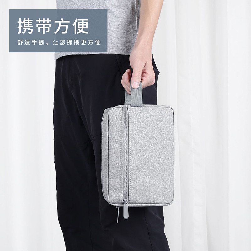 Digital storage bag electronic products mobile phone charger data cable earphone storage bag notebook power pack is suitable.