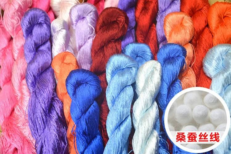 Шелковая вышивка Артикул 642041580398
