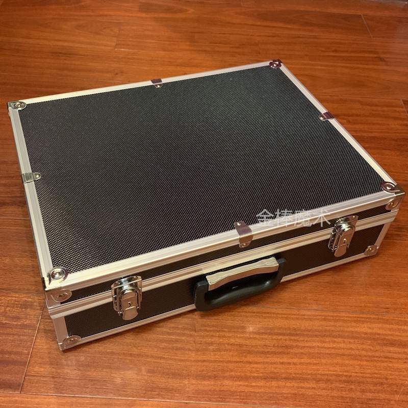 Magic box without bracket, box bottom without hole, magic props, movies and TV plays, money 4500g