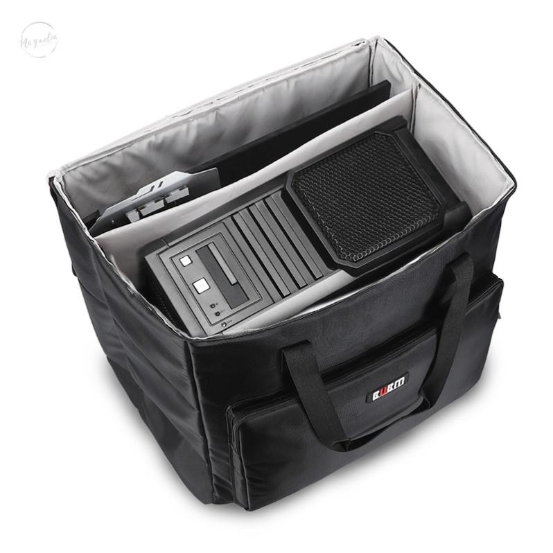电源线防尘袋设备带轮电子产品收纳包。电源包超大大号运输。。