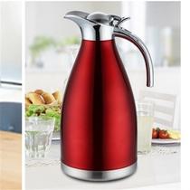 新品304材质欧式不锈钢咖啡壶单层冷水壶彩色茶壶家用壶餐厅热水