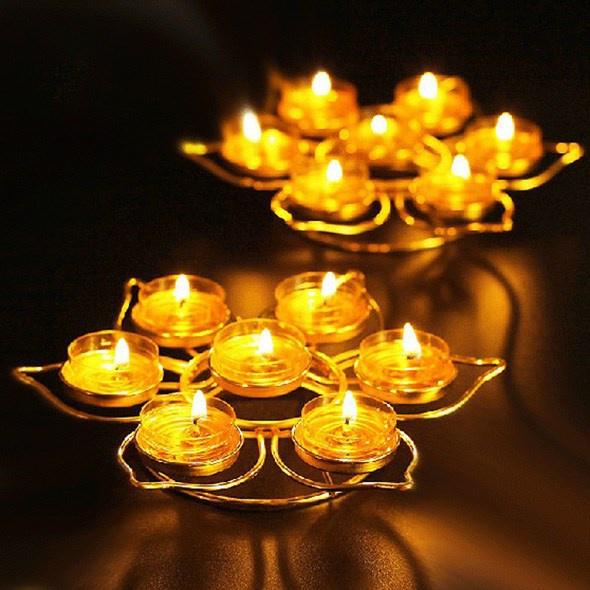 Масленные свечи Артикул 650751323906
