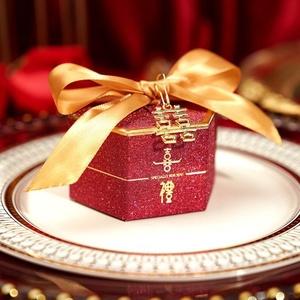 喜糖礼盒装精致2021年新款结婚空盒