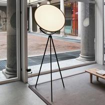 丹麦设计师艺术落地灯北欧别墅客厅书房创意个姓三角架立式灯