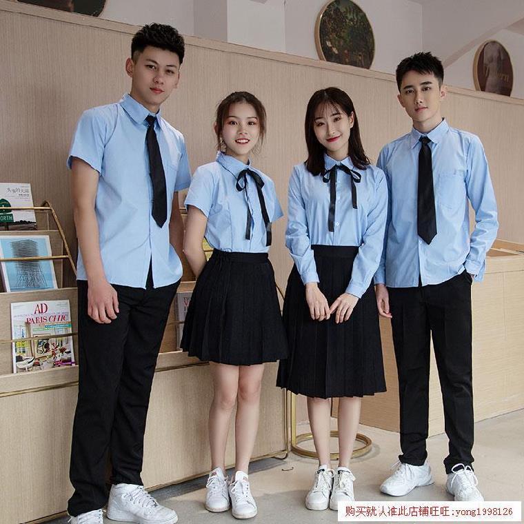 中國代購|中國批發-ibuy99|礼服|小学合唱团演出服高中生拍照礼服学院风合唱服毕业班一年级班级
