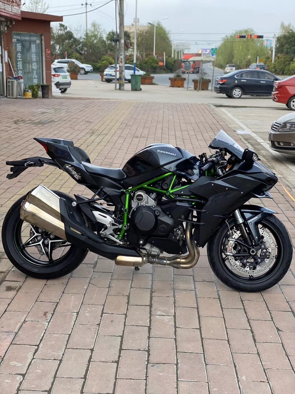 二手进口川崎H2四缸水冷小忍者250地平线重机宝马双R6跑车摩托车