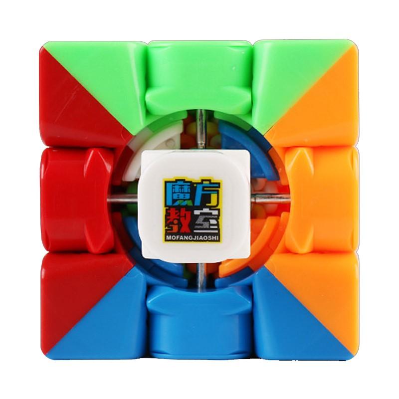 ルービックキューブ教室RS 3 M 020三段魔域RS 4 M磁気競技34階の男の子RS 2 Mおもちゃ。