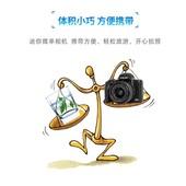 佳能EOS M6二代高清旅游入门级vlog女微单反数码 M50 照相机M200