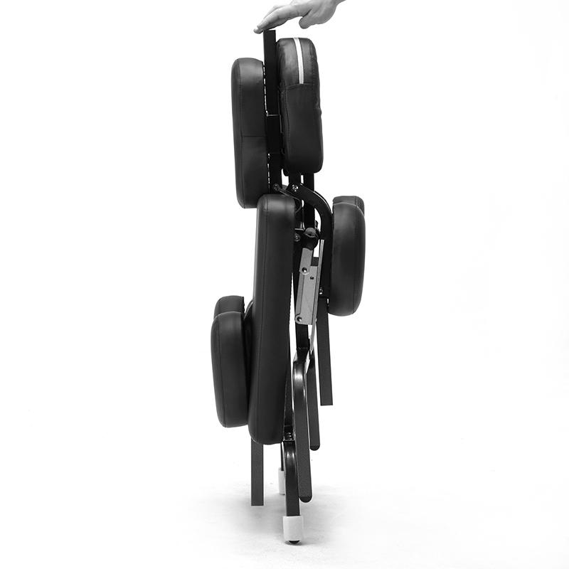 纹身椅保健椅折叠式按摩椅便携式推拿椅刮痧椅刺青椅子折叠美容床