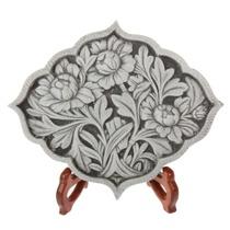 富贵牡丹花开富贵中式装修饰品新婚礼物中国风送老外商务礼品摆。