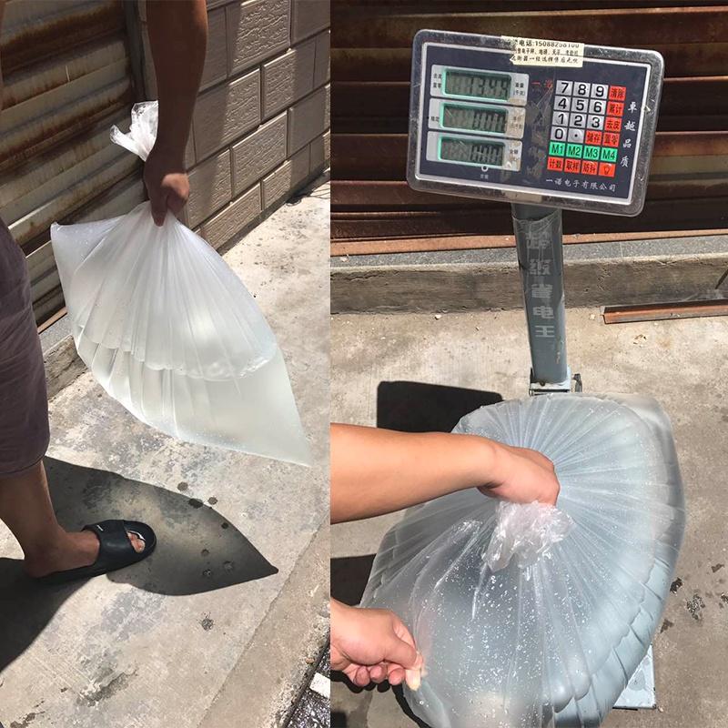 沐盆袋袋子泡脚洗脚。电动盆中塑料足疗足浴足袋民电动福祉一次性
