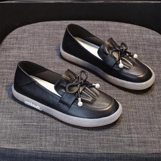 孕期专用鞋软底鞋女超软不磨脚女鞋胖脚宽肥一脚蹬今年流行的单鞋