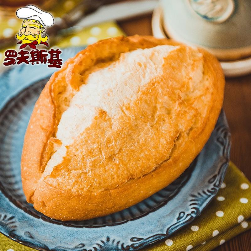 沙一克180g*3塞克罗宋俄式大列巴手撕老面包无加蔗糖无加油