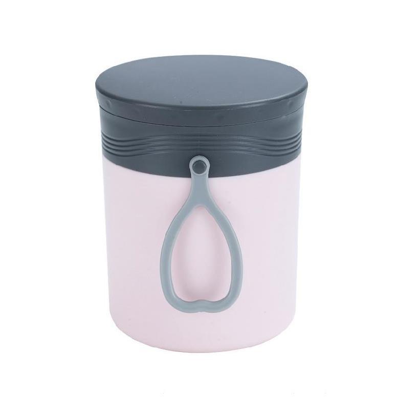上班族小巧汤壶250ml汤碗不锈钢持久便携式饭盒勺保温带韩罐汤杯