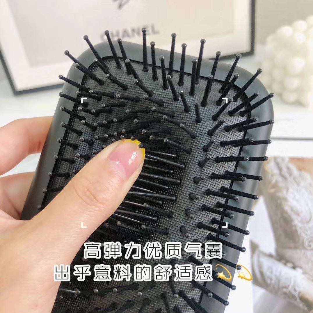 GHD气垫梳按摩梳气囊梳防静电男女通用大号造型梳美发梳贵妇梳子
