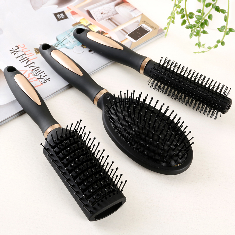 Comb ladys special long hair anti static fluffy massage hair care artifact not easy to break wig meridian head universal