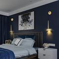 壁灯客厅轻奢极简长条装饰水晶卧室现代床头北欧过道网红直销灯具