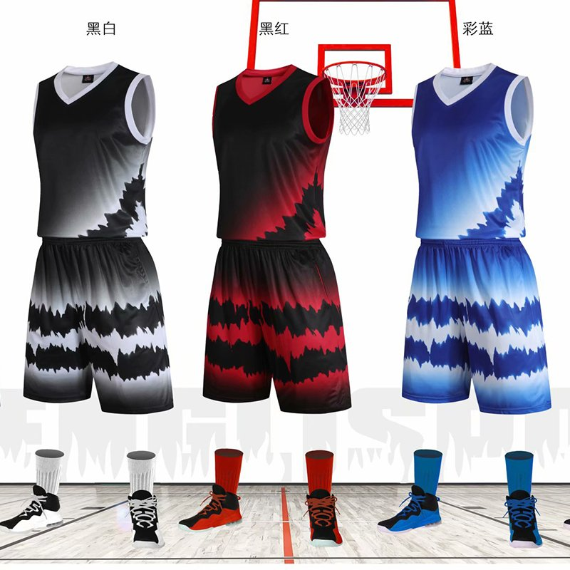 China suit breathable moisture wicking basketball shirt training customized team uniform sports competition vest men