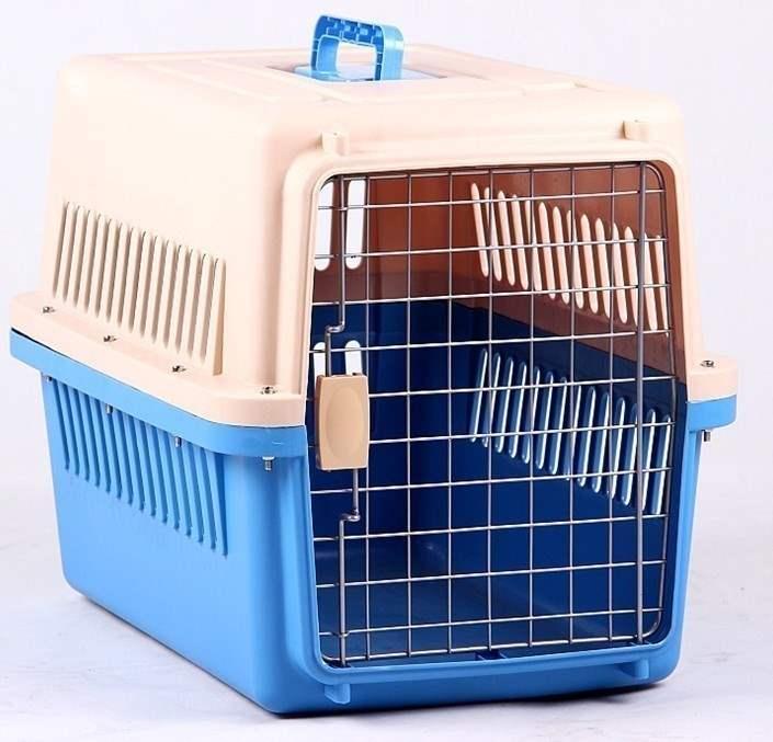 比空运迪航空笼箱小型箱箱泰车载脚垫运输猫咪带天窗贵宾空运熊犬