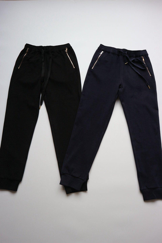新色入  欧美订单 好质感百搭气质灰束口中腰款休闲裤 雪地靴搭档