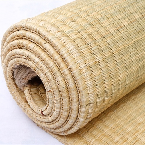Learning mat grass 1.2m1.51.8 mat landscape rice raw silk sponge mat high single bed household ice on both sides