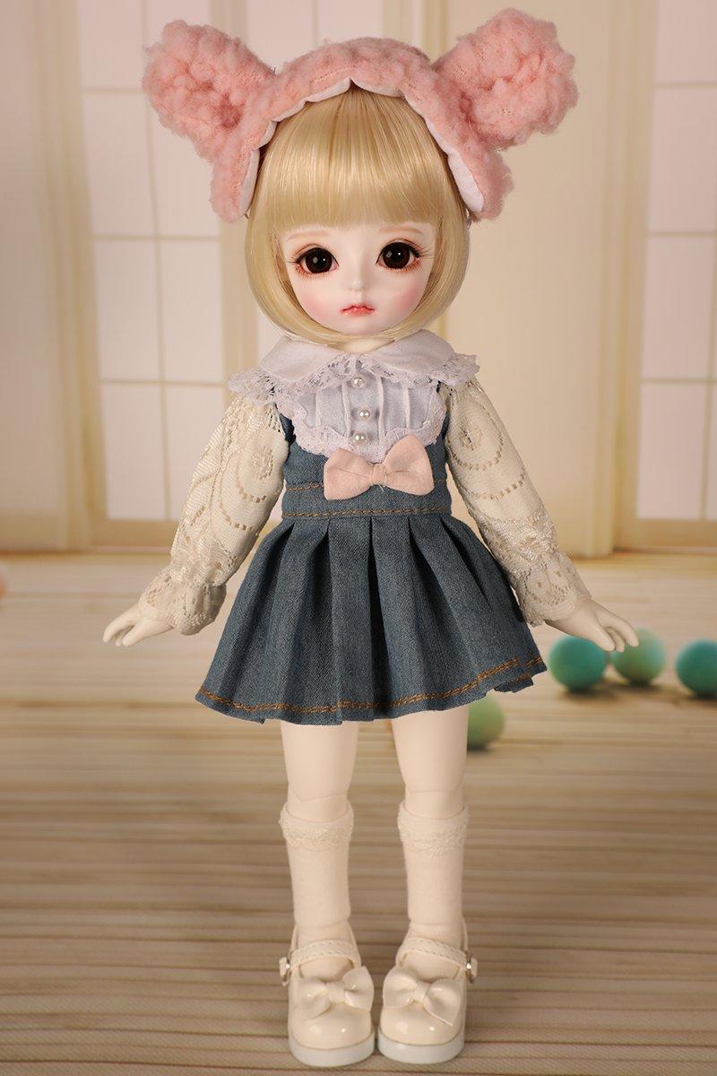 全セットは目にプレゼントされます。BJD人形SD人形1/6女娃Melissa関節人形誕生日プレゼントです。