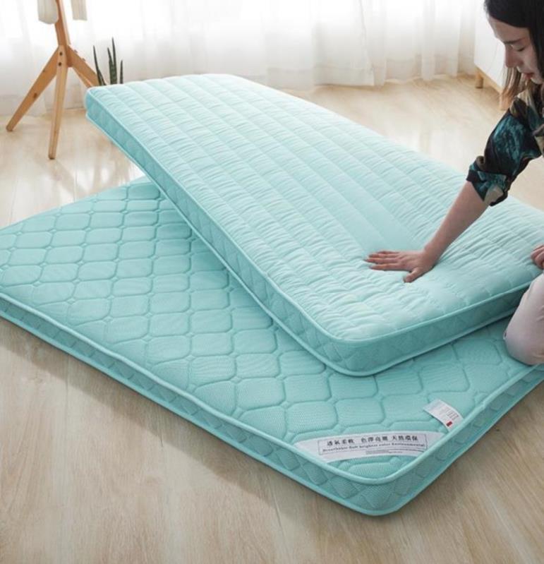 榻榻米垫透气床垫学生宿舍单人190长80宽寝室学生垫打地铺午休