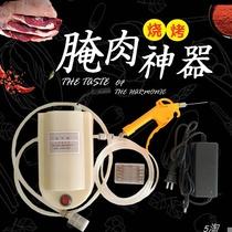 肉类小型专用耐用插头卤肉抢头家用机设备烤火鸽子鸡鸭酱汁加工机