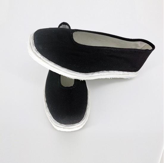 百搭款中国风千层底布鞋复古步行鞋修行P鞋男士低帮休闲麻鞋