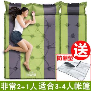 户外自动充气垫加厚防潮垫子午休床