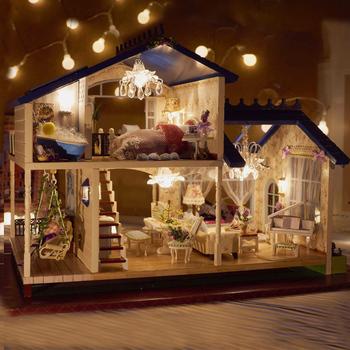 创意成人生日礼物diy小房子模型