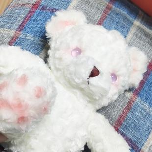 [人間熊獸]抖同款原創手作熊包Lolita可愛萌斜挎包