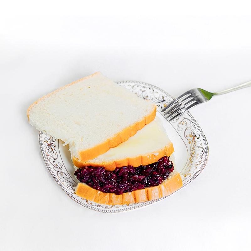 面包奶酪吐司紫薯糯米整箱早餐蛋糕11-14新券