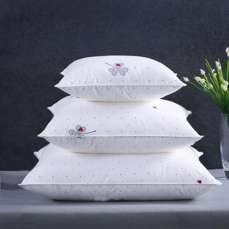 热销85件需要用券全棉抱枕芯40*40到羽丝绒方枕头芯