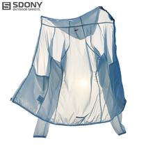 防晒衣男夏季超薄透气跑步运动皮肤风衣户外防晒服女外套