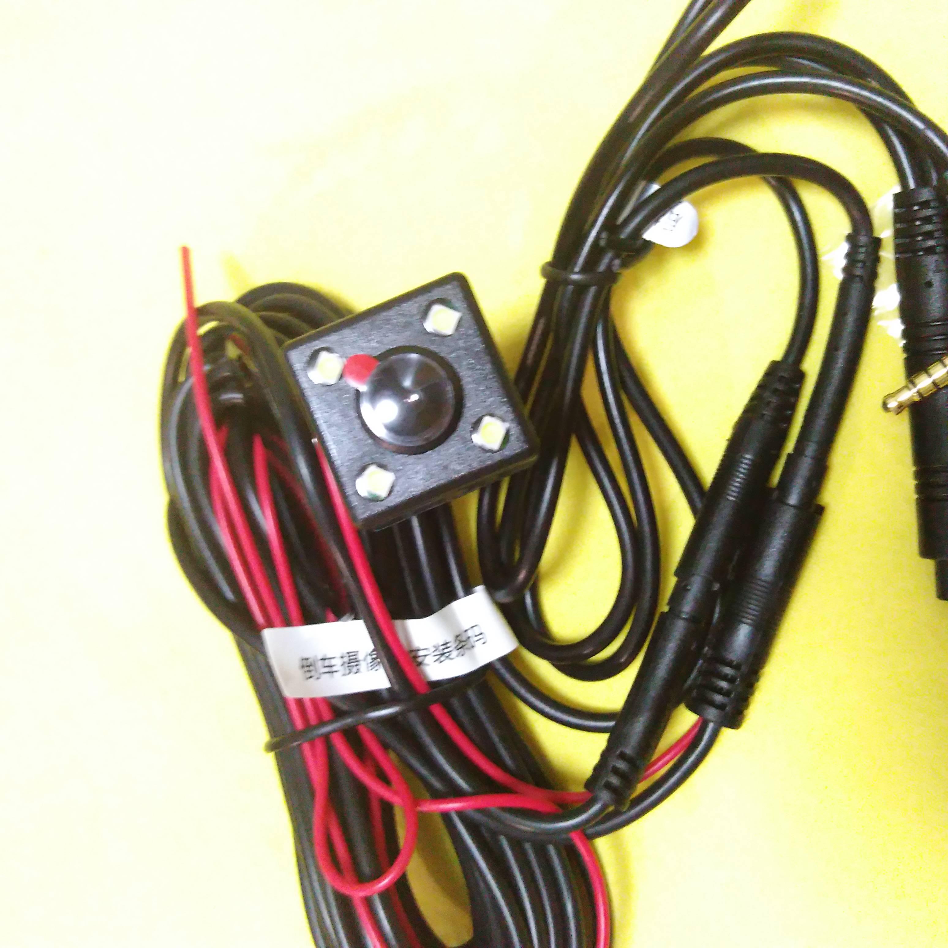 Он Лу Тонг X1 тянет камера Китайский мобильный рекордер R621-1 для задний вид за кормой камера
