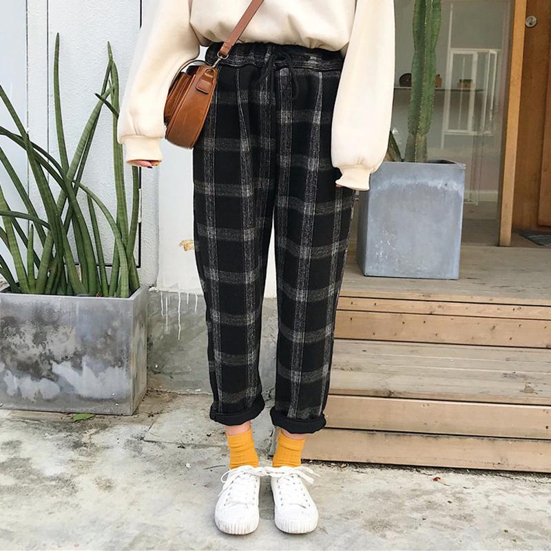 裤子女装显瘦