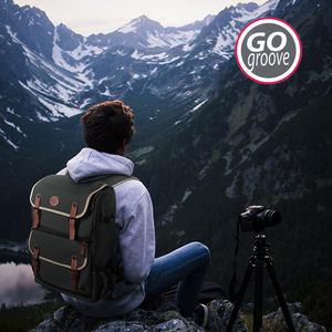 go groove cbk佳能80d摄影背包